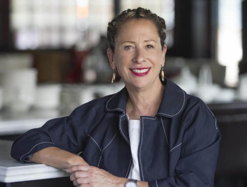 Hit American chef Nancy Silverton hopes to break into London with Pizzeria Mozza