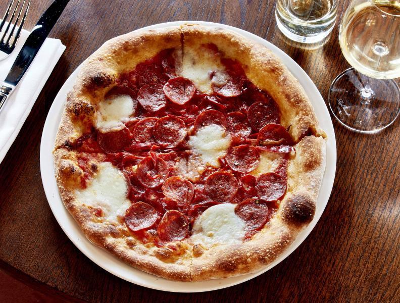 Pizzeria Mozza Pizza