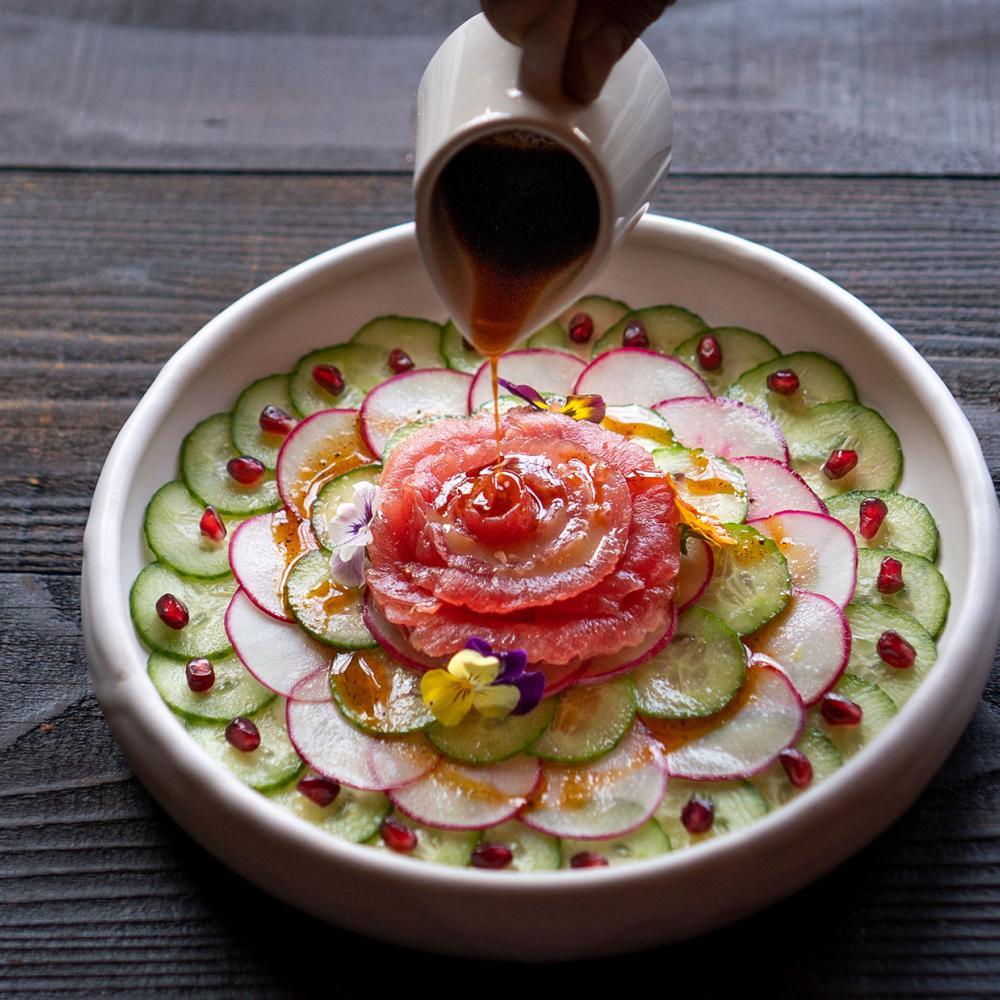 Sashimi Mexicano