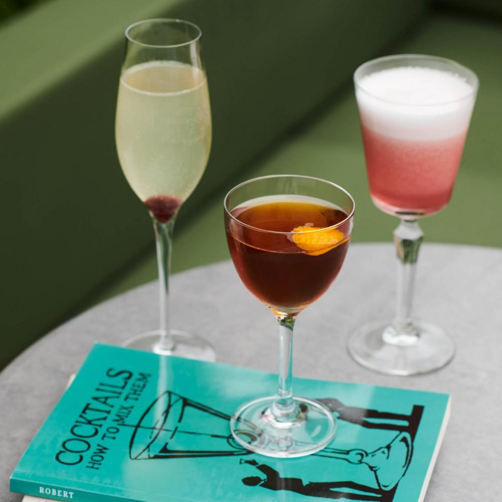 The Nest's Gin Cocktails