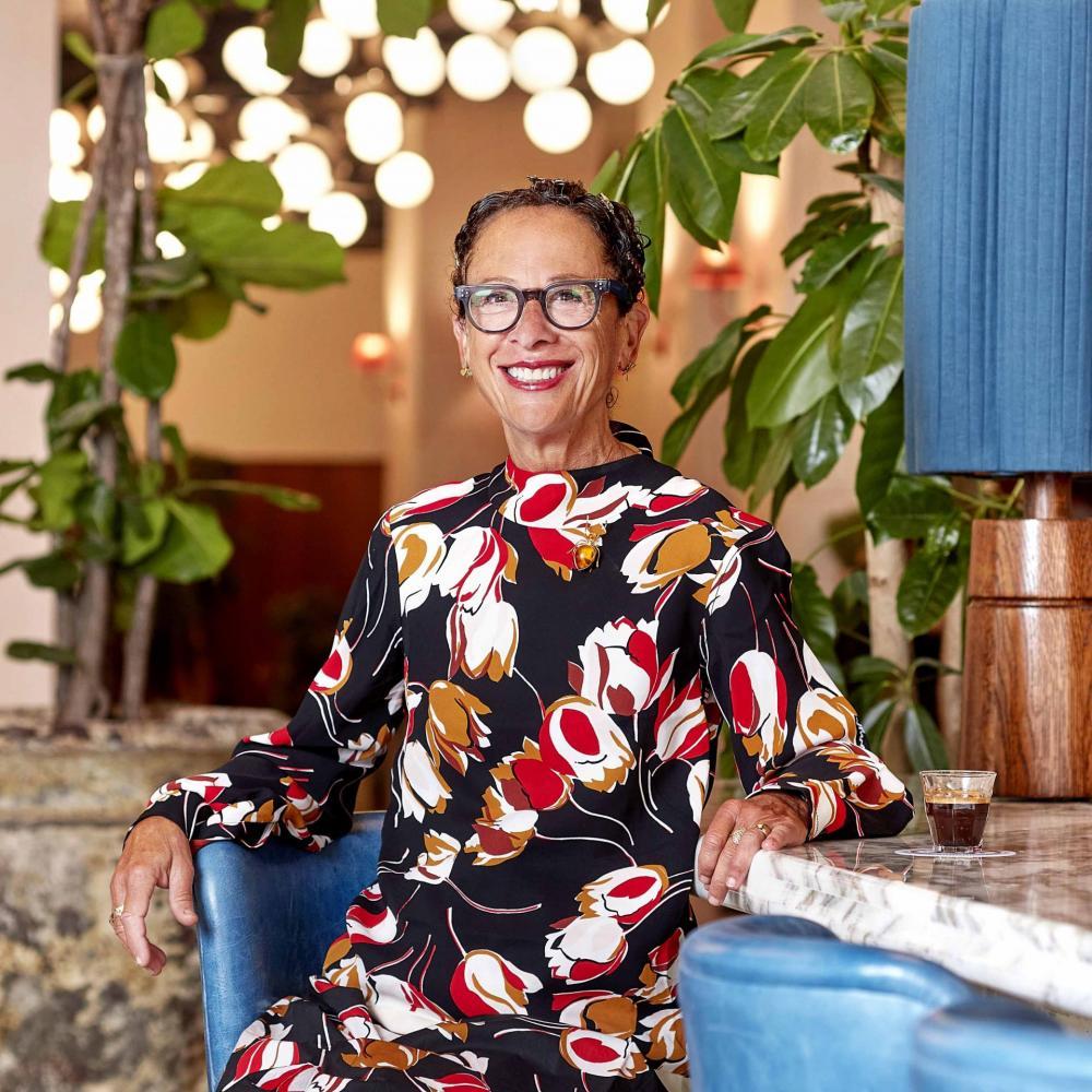 Nancy Silverton Portrait