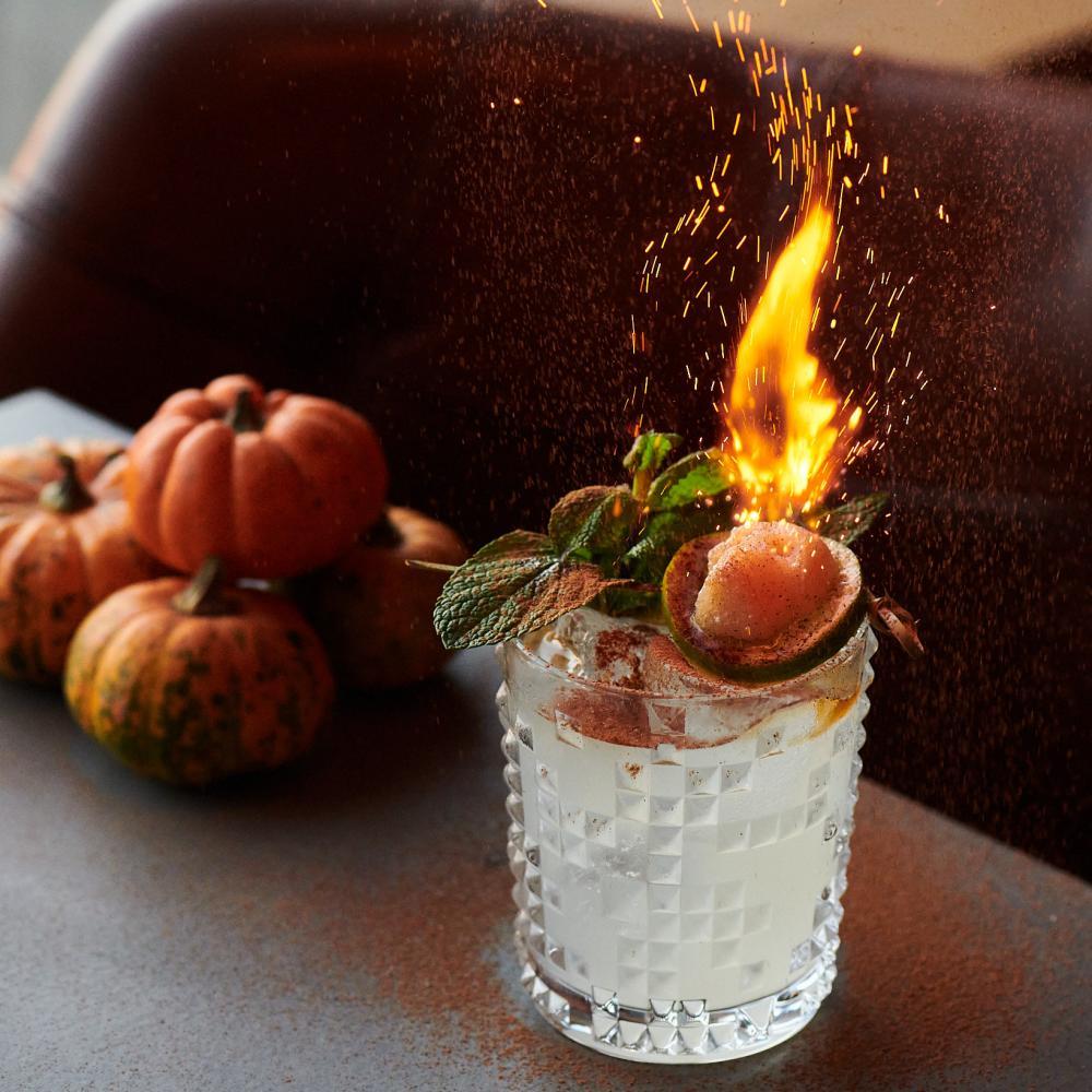 Los Muertos Cocktail