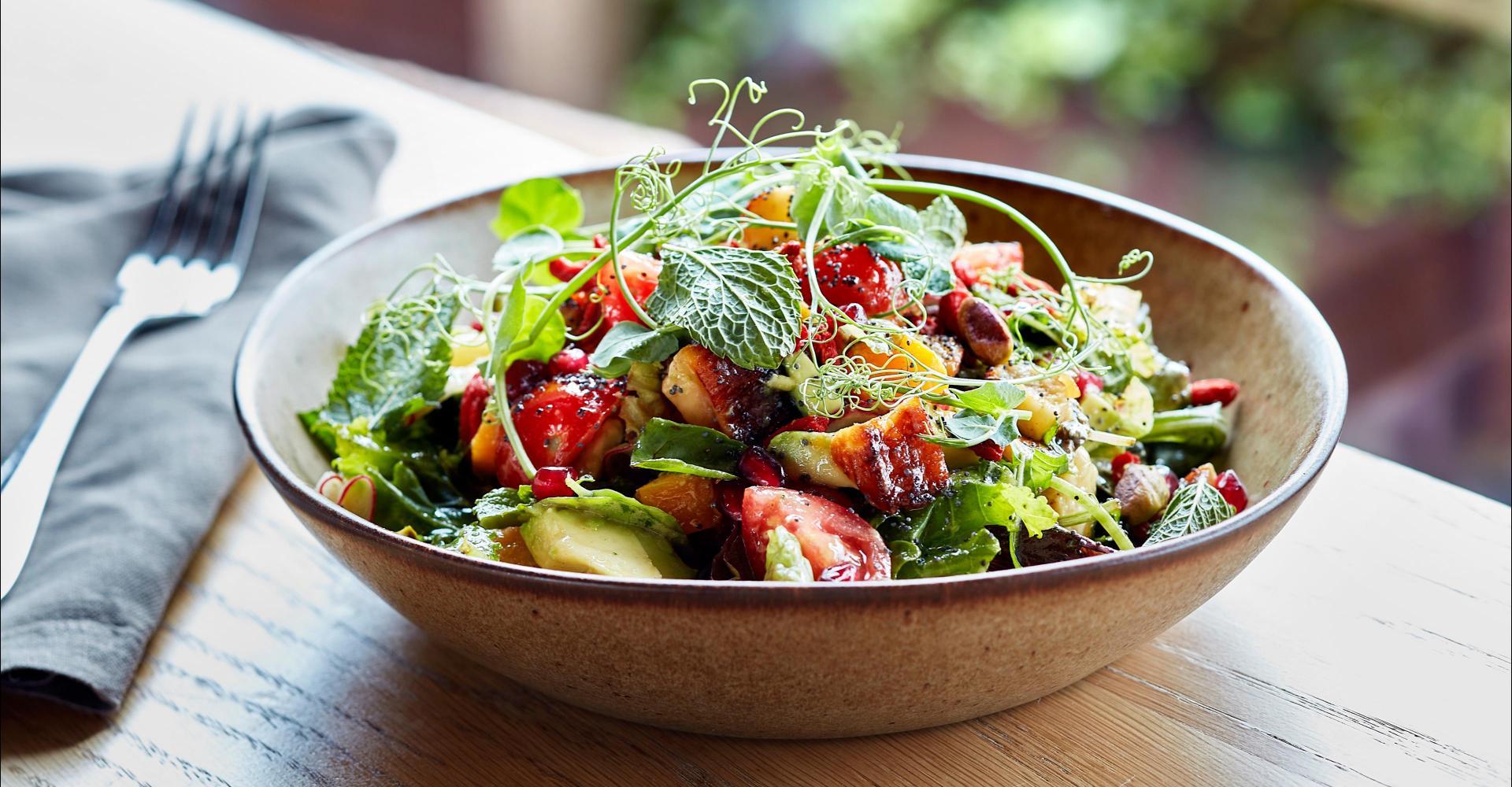 Acai Girls Salad