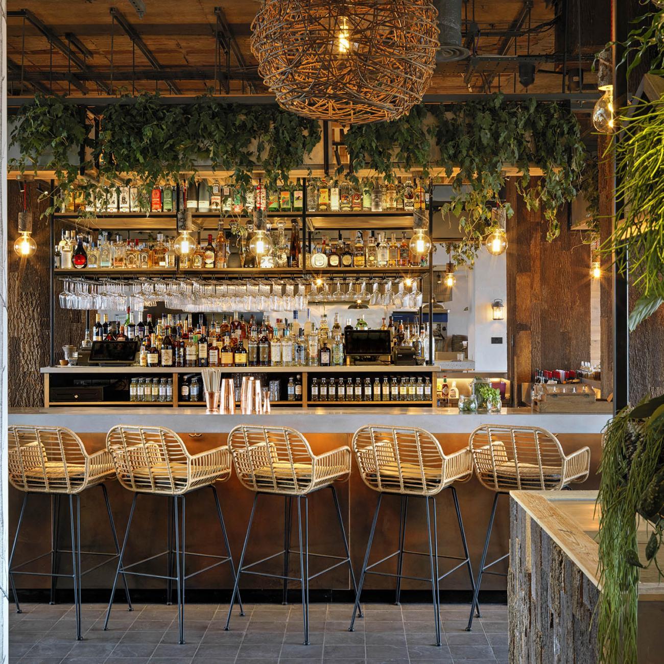 Madera Bar